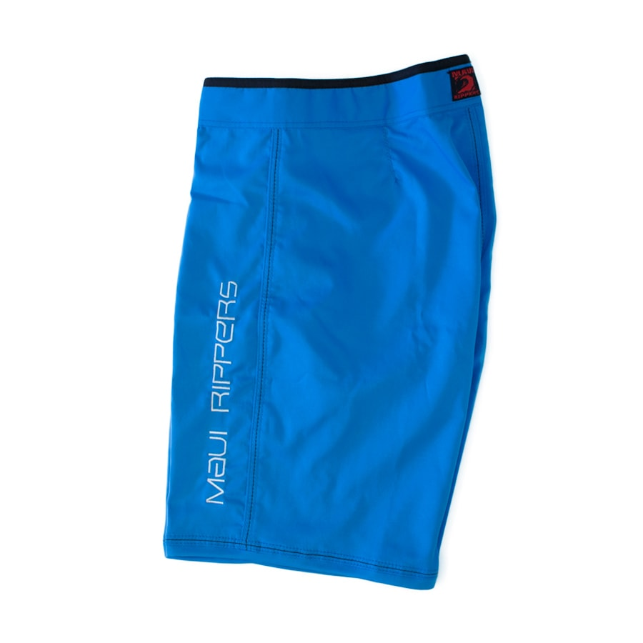 Maui Rippers Boardshorts Blue - Side