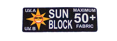Sun Block Maximum 50+ U.V. A and U.V. B