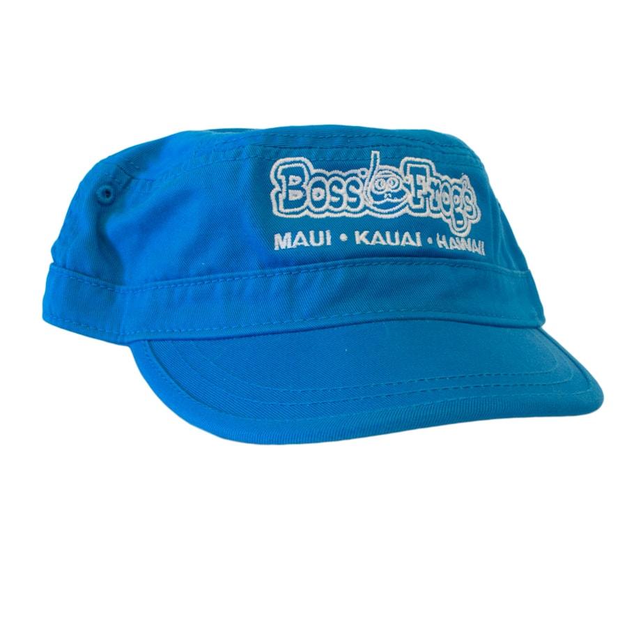 Logo Hat Castro Blue
