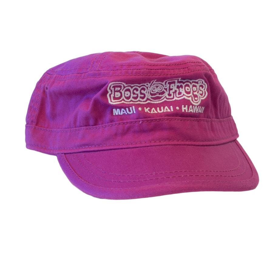 Logo Hat Castro Pink