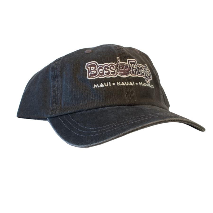 Logo Hat Dark Gray