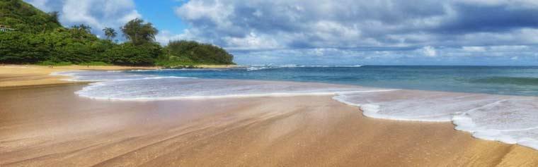 Haena and Tunnels Beach Kauai