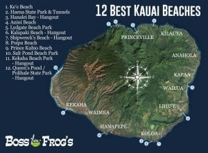 12 Best Kauai Beaches