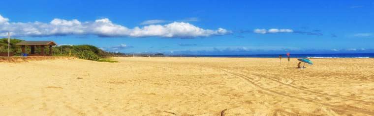 Kekaha Beach Kauai