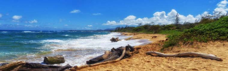 Lydgate Beach Park Kauai Beaches