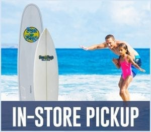 Maui surfboard rentals - In-store pickup