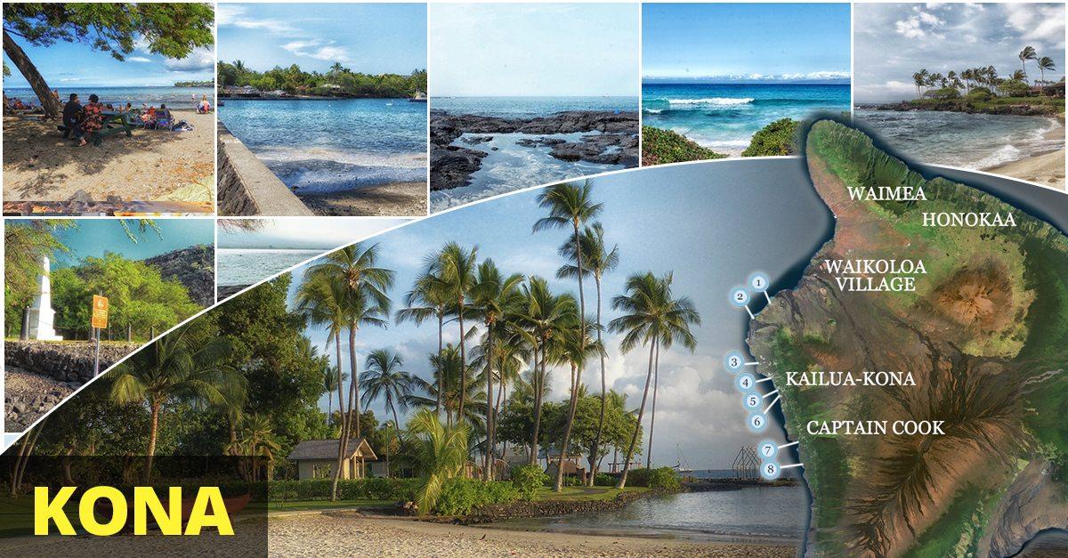 Best Snorkeling Beaches In Kona Hawaii