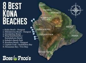 8 Best Kona Beaches | Big Island