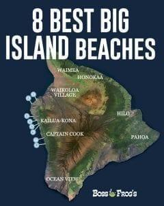 8 Best Big Island Beaches