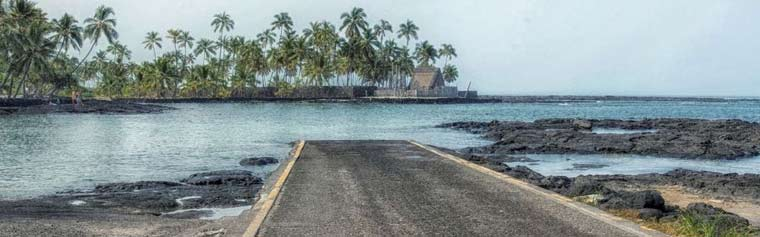Honaunau Bay – Two Step Kona