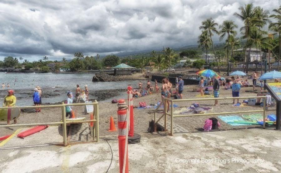 Kahalu-u Beach Park | Big Island