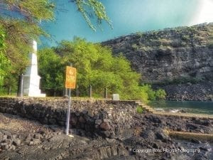 Kealakekua Bay & Captain Cook Monument
