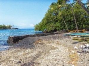 Keauhou Beach Park   Big Island