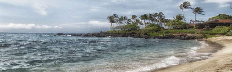 Kukio Beach Kona