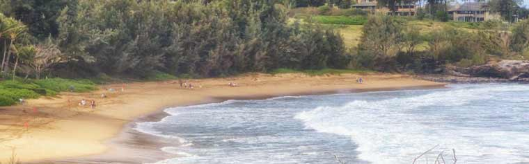 DT Fleming Beach Maui