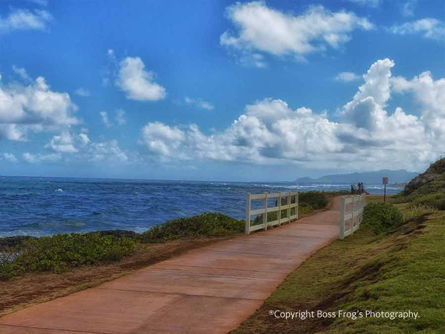 Kapa'a Bike Path