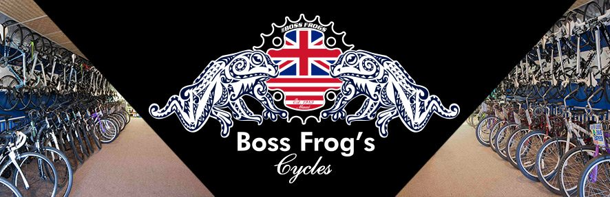 Boss Frog's Cycles