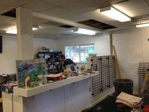 Maui Bike Shop Construction Update