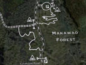 West Maui Bike Ride - Makawao