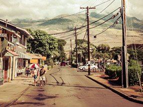Bike Ride to Paia