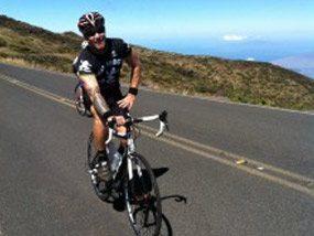 Bike Ride to the Summit of Haleakala Crater