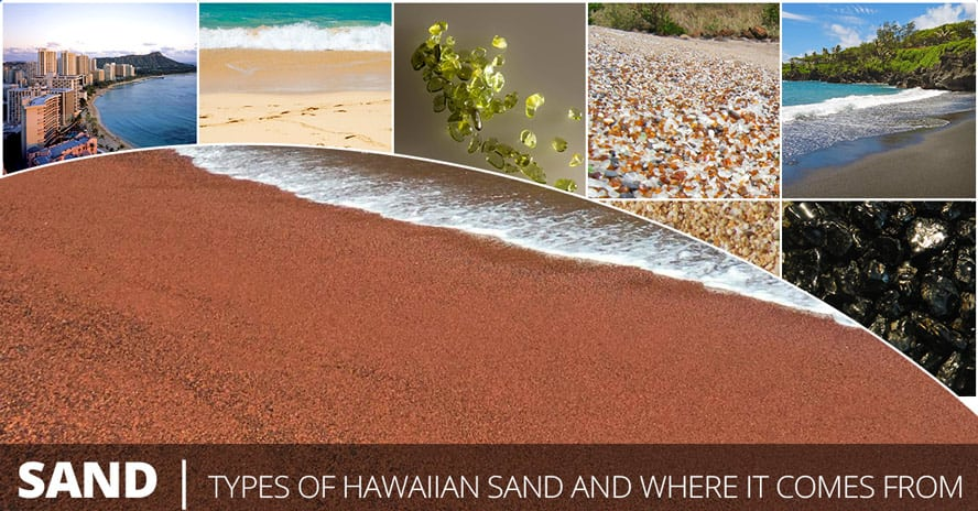 Interesting Facts About Hawaii Sand