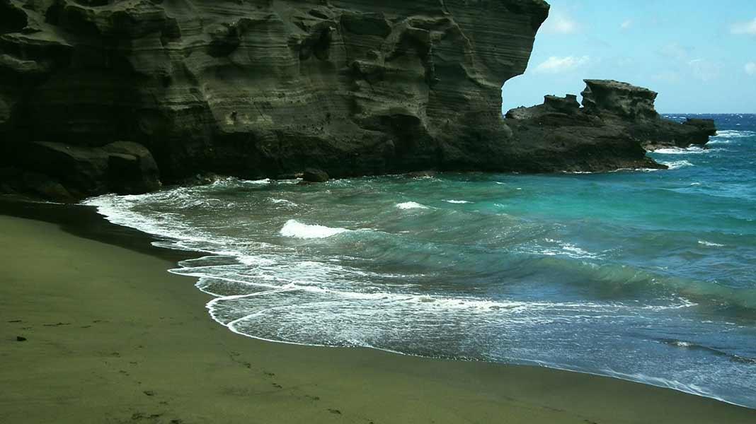 Green Sand Maui