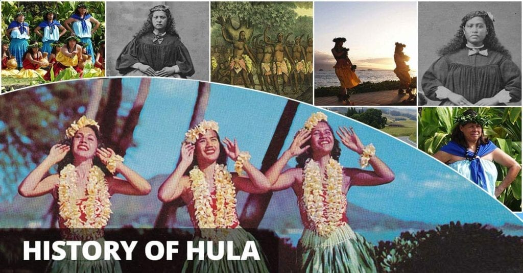History of Hula