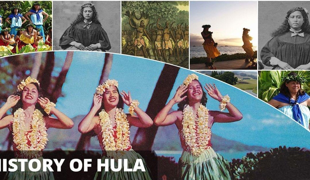 The History of Hula
