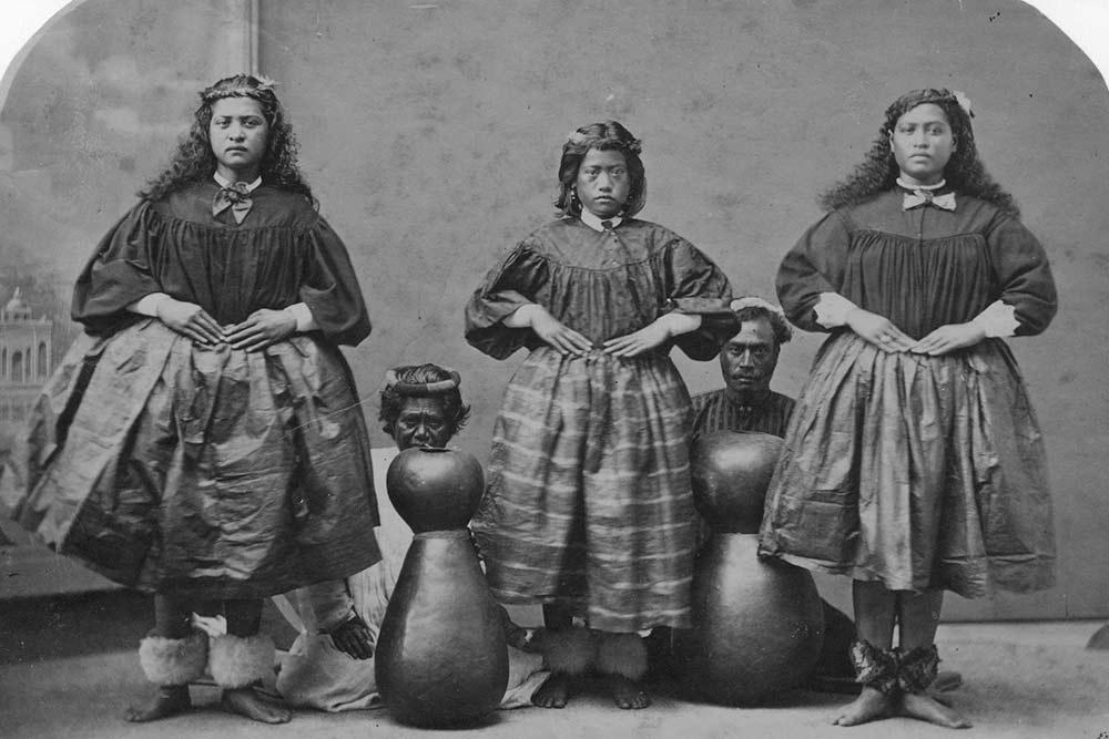 Hula in 1800s