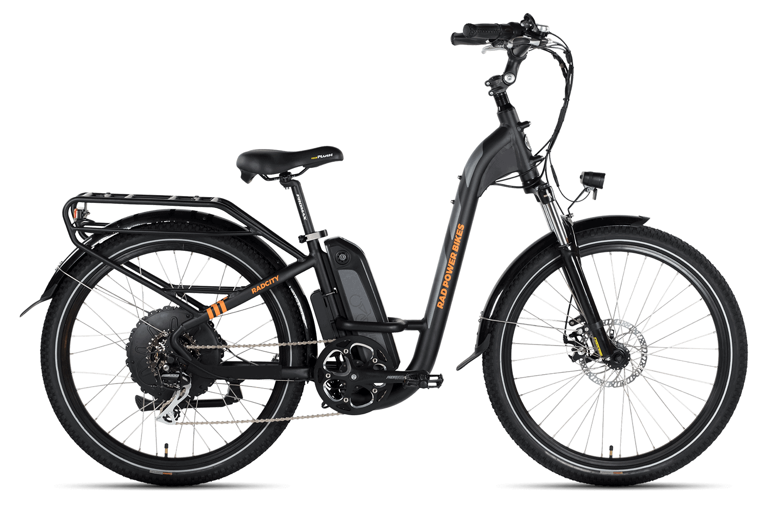 Electric Bikes $40/4hrs, $60/24 hrs, $250/Wk