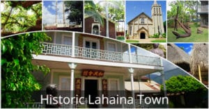 Historic Lahaina Bike Tour By Electric Bike
